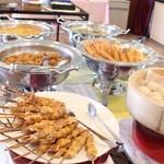 カサブランカ - 【バイキング】料理の一例です