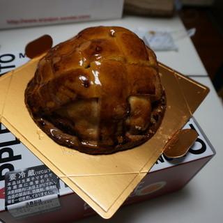 アルパジョン - 料理写真:アップルポテトパイ