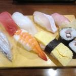 鮨処 魚喜 - 寿司紅葉