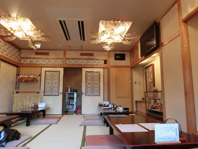 鰻割烹 伊豆栄 本店 - 四階座敷