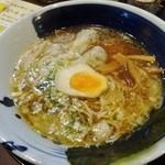 29449192 - 「肉玉雲呑麺」(800円)