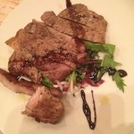 ナガグツ ミート - メインの肉