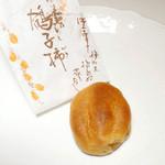 和洋御菓子司とらや - 鶴子柿(つるしがき) 220円