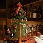 Obico wine bar - クリスマスツリー