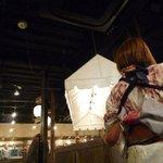 宮崎県日南市 塚田農場 - 店内のイメージは祭り