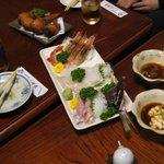 次郎長 - 料理写真:八角刺