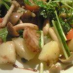 ファンダンゴ - イベリコ豚と冬野菜のソテー