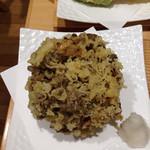 29450104 - 舞茸の天ぷら