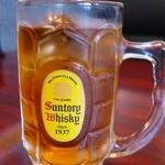 美味仙 - ドリンク写真:ウーロン茶