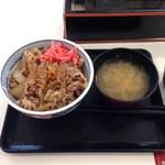29452197 - 牛丼(並)