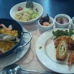 UOUO - 洋食ランチ