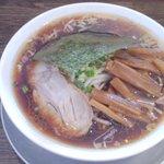 玄や - 支那竹麺750円