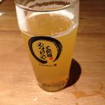 炙り焼 麦酒酒場 三代目 山田屋 - ベルギーのビール