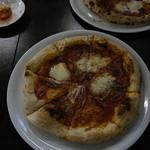 ラ テッラ - 本日のピッツァ