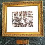 ジェルボー - 店内にはジエルボーの歴史を紹介する写真が。