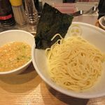 TOKYO豚骨BASE - TTBつけ麺(2014/08/02撮影)