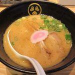 TOKYO豚骨BASE - 豚骨醤油(2014/08/02撮影)