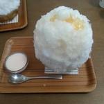 埜庵 - さくら氷2014年