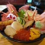 ひら井 - 特選海鮮丼