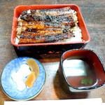 丸栄 - 料理写真:うな重
