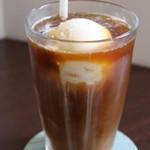 i珈琲 - アイスコーヒーフロート