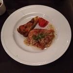 スミヤ - お肉のランチ チキンソテー ハニーマスタードソース