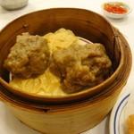 陸羽茶室 - 牛肉ボール 45HKD