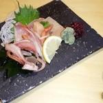 暫寿司 - 赤貝刺身