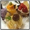 パティスリー フランダース - 料理写真:今日は娘にケーキ(^^)