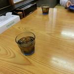 うどん福松 - 『福松』さん店内。3