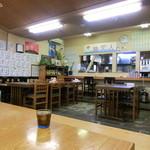 うどん福松 - 『福松』さん店内。1