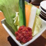 飛羽屋 - 野菜スティック