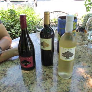 希少価値があるカリフォルニアワインスペードワイン