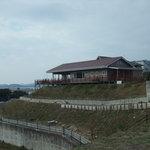 南風の丘カフェハーモニー - 風が抜ける丘の上に立っています。