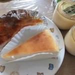 エリーゼ洋菓子店 - アップルパイ、チーズケーキ、プリン