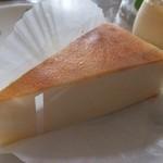 エリーゼ洋菓子店 - チーズケーキ