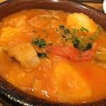 ロス・シティオス - 野菜のトマト煮込み♥︎