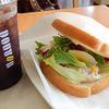 ドトールコーヒーショップ - 料理写真:朝カフェセット(390円) 野菜たっぷりツナタマゴ