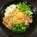 麺屋空間 - まぜ麺