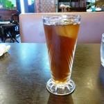 待夢里 - サービスで出してくれた冷たいお茶