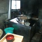 天満製麺所 - 湯がき立ての麺に出会えました♪