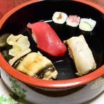 清鮨割烹 - 料理写真: