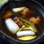 蕎麦喰い処 利めい庵 - 元祖 地鶏セイロ ◆人気NO1 (パセリ気分さん)