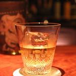 バー イースモア - Ichiro's Malt the GAME Rum Wood Finish のロック  (2014/07)