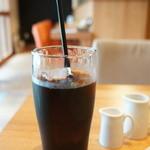 ダイニング・カフェ アレッタ - アイスコーヒーも美味しかった