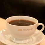 ミョンカフェ - 当店自慢のコーヒー