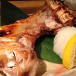 海坊主 - カマ焼き