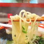 中華そば 澤田屋 - 麺リフト
