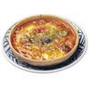 サングリア - 料理写真:野菜の卵とじラマンチャ風