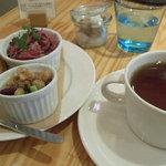 カフェ モイ - マテ茶